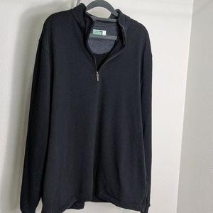 Ben Hogan Performance Zip Sweatshirt Size Large